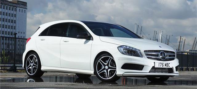 Bảng giá xe ô tô Mercedes A200 của Mercedes Benz cũ