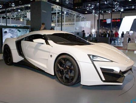 10 siêu xe đắt nhất thế giới hiện nay