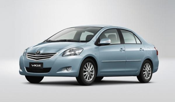 Tư vấn về Toyota Vios