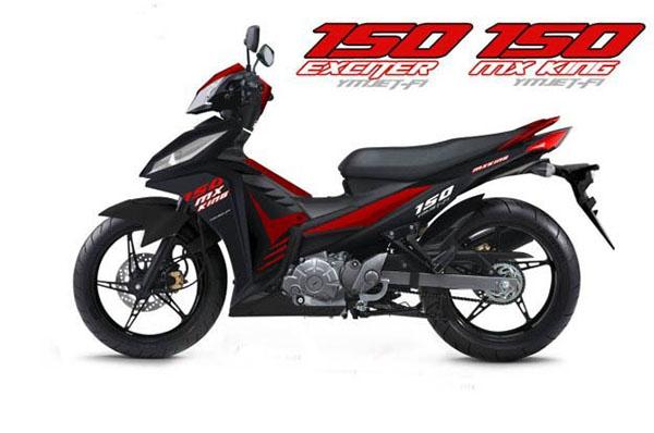 Bảng giá xe máy Yamaha hiện nay