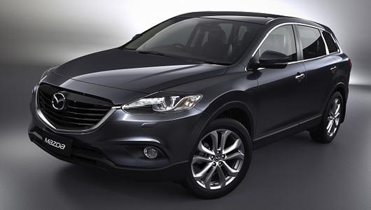 Khám phá công nghệ trên xe Mazda mới về Việt Nam