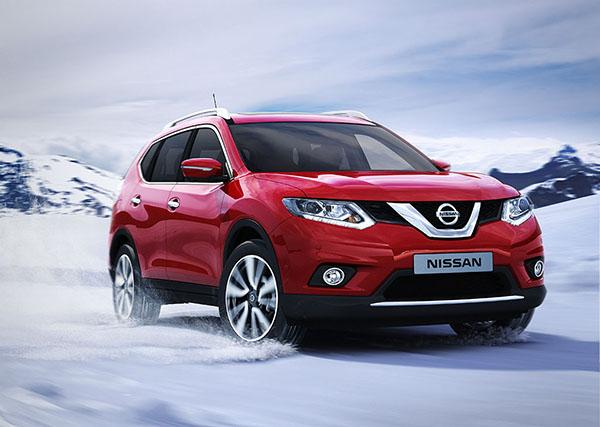 Nissan Juke và Nissan Rogue ấn tượng với nhiều đột phá mới