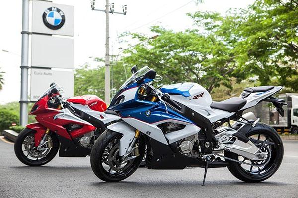 Những mẫu mô tô 1000cc được bán chính thức tại Việt Nam