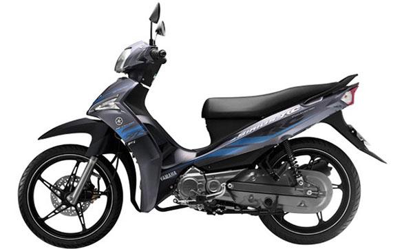 Phân khúc thị trường xe máy Yamaha Sirius ở đâu