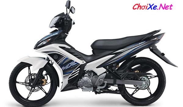 Xe máy Yamaha Jupiter côn tay thể thao mạnh mẽ
