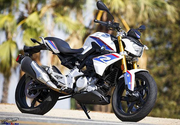 Mẫu mô tô hút mắt BMW G310R đáng giá 200 triệu tại Việt Nam