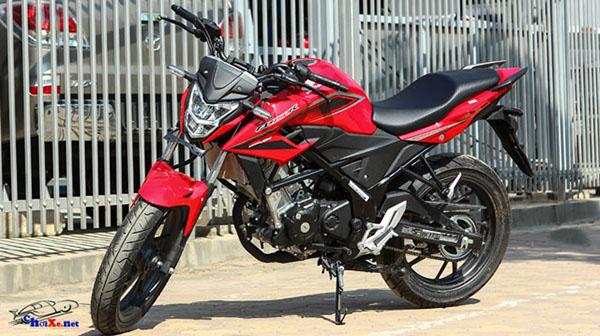 Giá xe mô tô Honda CB150R dự kiến tại Việt Nam